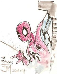 Spider-Man by Francis Manapul