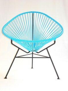 Acapulco chair. #chair