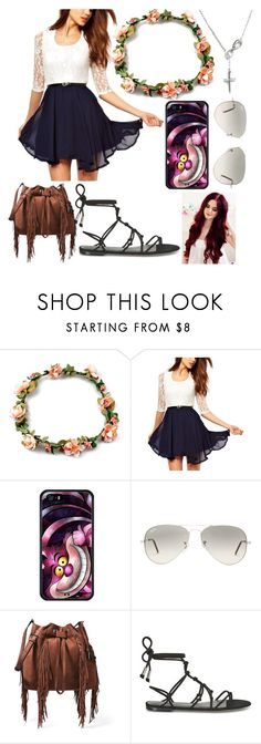 """""""Going to marks p2-sofia"""" by twilightphonix on Polyvore featuring Ray-Ban, Diane Von Furstenberg and Rebecca Minkoff"""