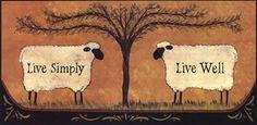 Life Rules Fine-Art Print by Lisa Hilliker at TotalBedroomArt.com