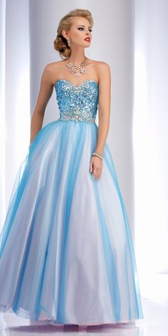 Clarisse 2620 Ball Gown