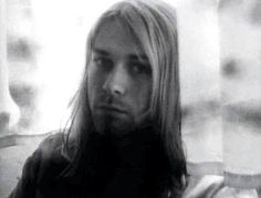 Kurt Cobain, In Bloom music video 1990 Axl Rose, Great Bands, Cool Bands, Grunge Party, Donald Cobain, Nirvana Kurt Cobain, Sing To Me, Him Band, Foo Fighters