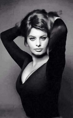 "In the there were ""comentators"" who said Sophia Loren was the most beautiful women in the world.That of course was hotly debated .But at the age of 17 I agreed!"