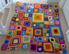 really wish i could crochet....think that might be my next challenge