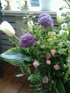 Spring bloemen