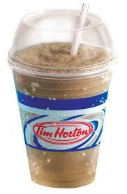Nikki has given me permission to share her Copycat Tim Hortons Ice Cap recipe with all you coffee lovers. French Vanilla Cappuccino, Cappuccino Recipe, Iced Cappuccino, Tim Hortons Iced Capp Recipe, Ice Cap Recipe, Iced Coffee Drinks, Starbucks Drinks, Smoothie Drinks, Smoothies