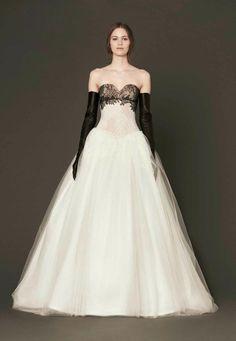 Vera Wang 2014 Spring Wedding Dresses Collection