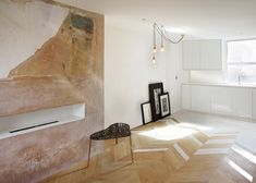 London homes by Design Haus Liberty use exposed plaster
