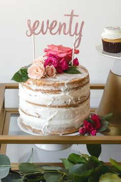 A Whimsical And Intimate Garden Brunch 70th Birthday Ideas