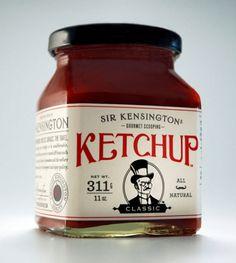 sir kensington's ketchup-classic by alvin diec