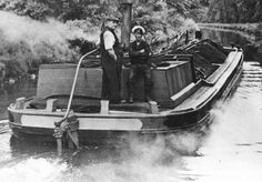 Historic working boats