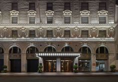 The Paramount Hotel- theatre district