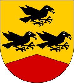 Datei:Wappen Baronie Rabensbrueck.svg