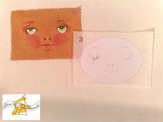 PAP pintura rosto boneca parte 3