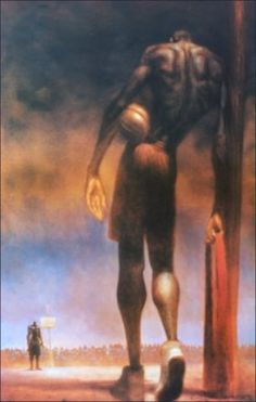 This basketball print by well known artist Kadir Nelson is available at Avisca.com.