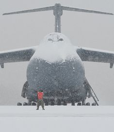 snow aircraft 01 02 17 920 15 High res snow day for these aircraft (58 HQ Photos)
