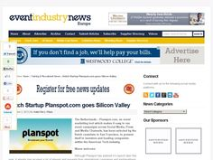Event Industry News Europe    By Planspot.com