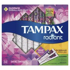photograph relating to Tampax Coupons Printable known as Walmart: Ranking Tampax Pearl Tampons 18ct Packs Merely $2.72