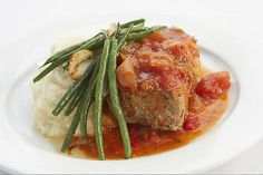 Cafeteria NY- The Meatloaf and Mashed Potatoes