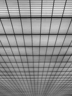 Centre Pompidou-Metz_Ceiling by SteMurray, via Flickr