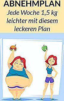 Wöchentlicher Diätplan, um Bauchfett zu verlieren