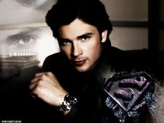 "I don't know why I love this, I just do. I guess it's 'cause it's reminiscent of Dark Clark (Kal, Bizarro, Clark Luthor) from ""Smallville"". ;) #TomWelling #ClarkKent #Smallville #FanArt"