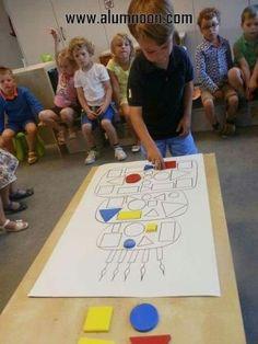 Imagem – 22 – Aluno On – kindergarden Toddler Learning Activities, Montessori Activities, Infant Activities, Kindergarten Activities, Educational Activities, Classroom Activities, Preschool Activities, Kids Learning, Math For Kids