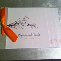 Page 1 of our invitations!