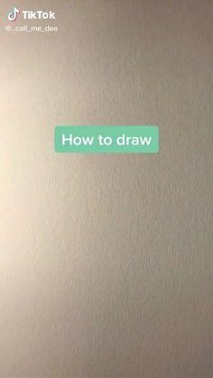 Art Drawings Sketches Simple, Pencil Art Drawings, Drawing Skills, Drawing Tips, Body Drawing Tutorial, Cute Easy Drawings, Art Reference Poses, Art Sketchbook, Art Tutorials