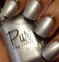 Pure Nail Lacquer - Committed