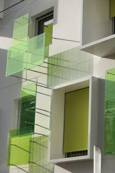 Nova Green, Bordeauy, France by Agence Bernard Bühler Architects