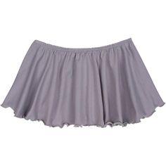 GRAY Ballet Dance Skirt - Toddler & Girls – The Leotard Boutique