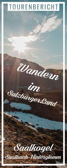 Saalbach-Hinterglemm Wanderung Saalkogel - Wandern-SalzburgerLand