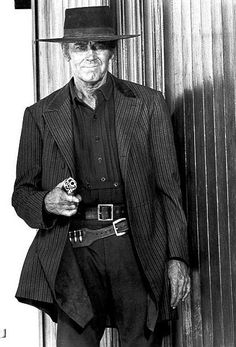 """Henry Fonda: stunning as the bad guy in """"Once Upon a Time in the West."""""""