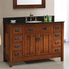Ziemlich Bathroom Vanities $599 (also available with sink on left) valega - right model