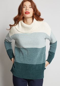 8236d1ae895 Indulge in some deserved downtime with this chenille sweater from our  ModCloth namesake label! With