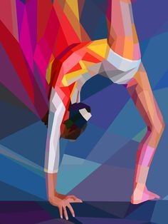 Multicolored Design for Olympics 2012!! | Gallery Heart