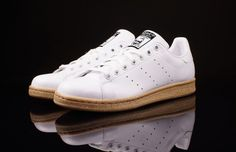 adidas originals Stan Smith White / Gum