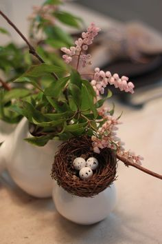 'Til Monday: Easter Settings — Cocoon Home Design Cocoon Home