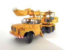 Tatra T148 paper (!) model