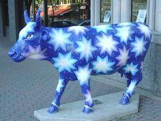 Novembro 2010  Cow parade