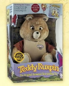 Oh, Teddy.  How awesome you were.