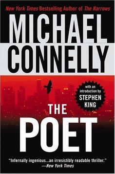 Love this author!  For a good mystery/thriller that you will blast through in a day or two, Michael Connelly is your man!  The earlier stuff is really where it's at.