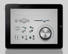 Free iPhone and Ipad App UI Kit Psd by ~Pixeden on deviantART