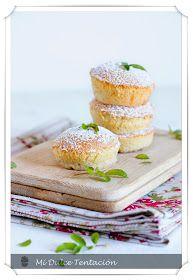 Mi dulce tentación: Bizcochitos del Almendra o Mini Tartas de Santiago Muffins, Mini Pies, Almond Cakes, Pastry Cake, Mini Desserts, Fondant Cakes, Cakes And More, Baked Goods, Sweet Recipes