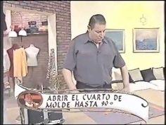 Hermenegildo Zampar - Pollera Base y Acampanadas - YouTube