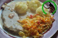 w mojej kuchni: Szynka w sosie własnym