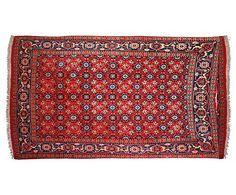 Tapete veramin mystic rouge flowers - 148x207cm