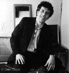 Portrait of monologist Eric Bogosian by photographer Dan Dion.