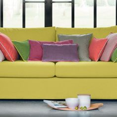 Casamance fabrics and wallpapers are among the most exquisite contemporary design for interiors available anywhere in the world. They are available exclusively for distribution in Australia through Zepel Designs. Australian Interior Design, Casamance, Sofa, Couch, Fabric Wallpaper, Contemporary Design, Fabric Design, Arizona, Upholstery